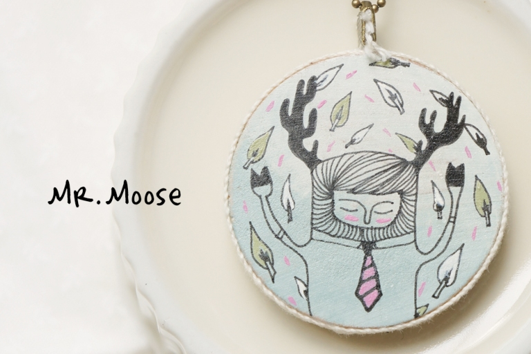 Mr.Moose