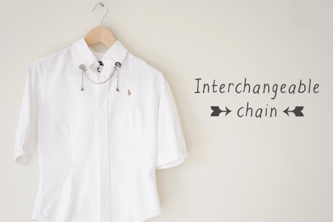 Interchangeable chain
